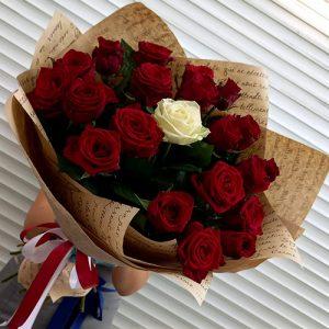 21 троянда на день народження фото
