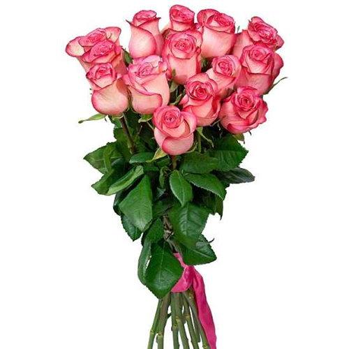 """Букет «Королева» 15 троянд """"Джумілія"""""""