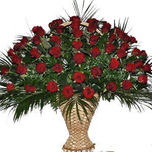 Живі похоронні квіти фото