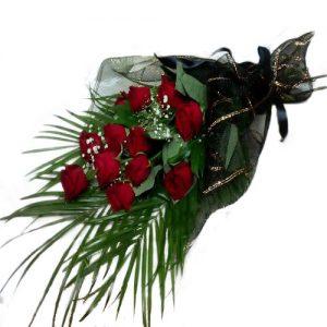 товар Траурні квіти фото
