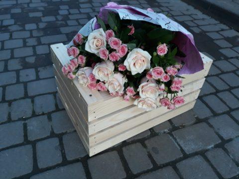 dostavka cvetov Ternopil