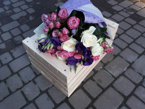 dostavka cvetov Ternopil.