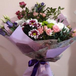 Доставка квітів в Тернополі.