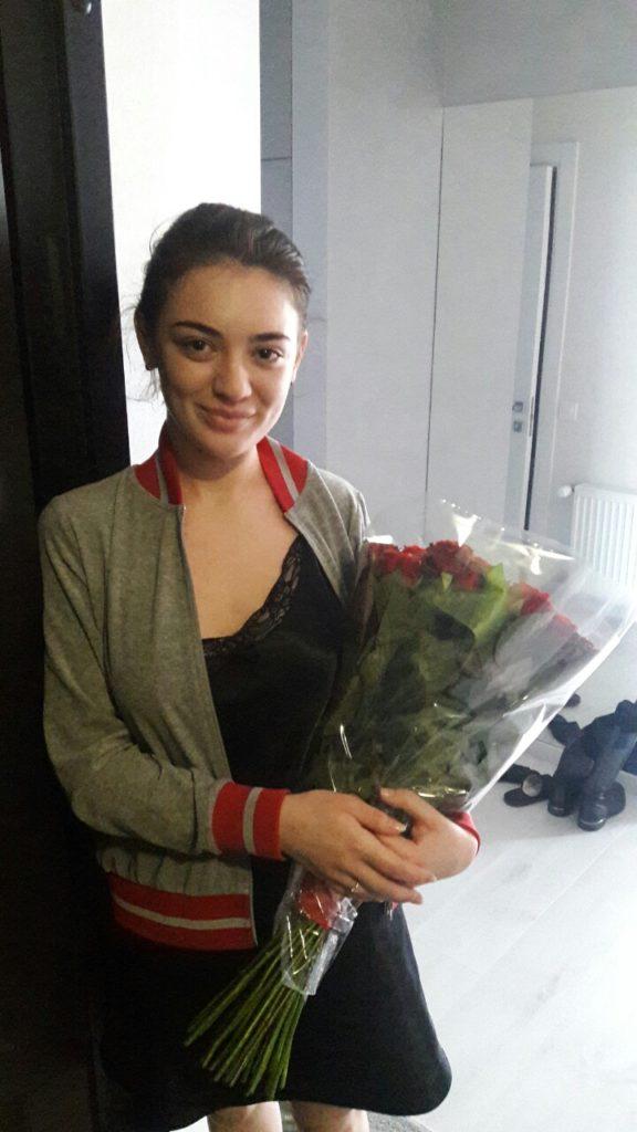 Фото товару 15 червоних троянд