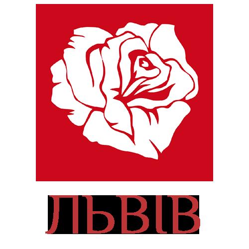 логотип магазину квітів у ЛЬВОВІ фото